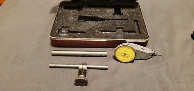 Starrett Swivel Head Dial Indicator Model 811 Machinist Tool Tools