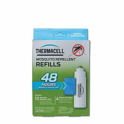Thermacell 48 Hour 4-Count Mosquito Repellent Refill