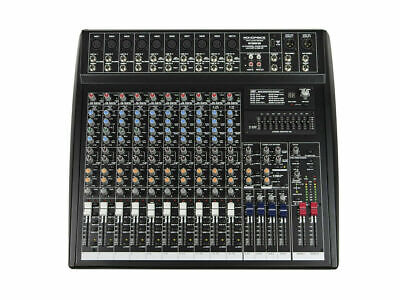 16-Channel Audio Mixer with DSP & USB 615816  @H5