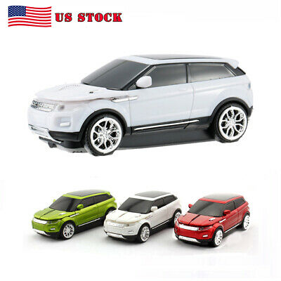 Rover Range SUV Car USB Optical 2.4Ghz Wireless Mouse Mice for PC Laptop 1600DPI