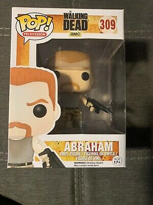 Funko Pop! TV The Walking Dead - Abraham #309 Vinyl Figure