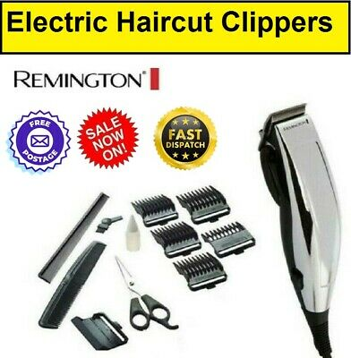 Remington Haircut Clippers Mens Electric Haircut Grooming Trimmer Home Men Boys