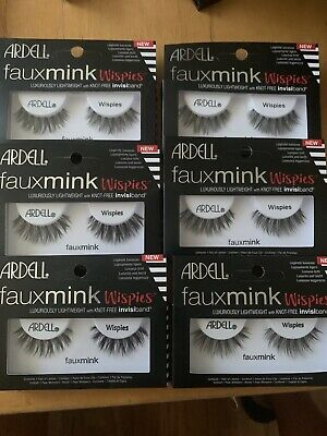 34780f34508 Lot of 2 Ardell NEW 3D Fauxmink Invisiband Eyelashes 857.