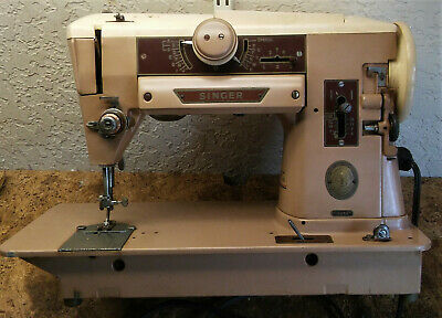 Vintage Heavy Duty Singer 401A Sewing Machine
