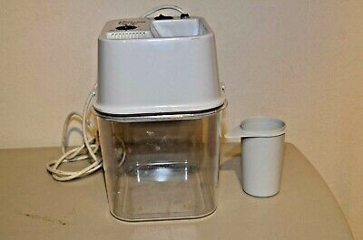 The Kitchen Mill Model 91 by BlendTec  Flour Grain Wheat Mill Grinder