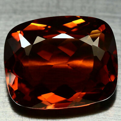 25.20 Ct. Big REAL NATURAL MINED Citrine, large gem for ring or Pendant #3W5491Z