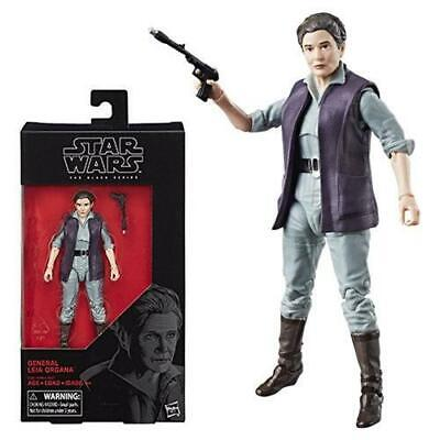 Star Wars The Black Series 6-Inch Action Figure- General Leia Organa