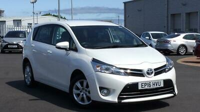 2016 Toyota Verso 1.6 D-4D Icon Diesel white Manual
