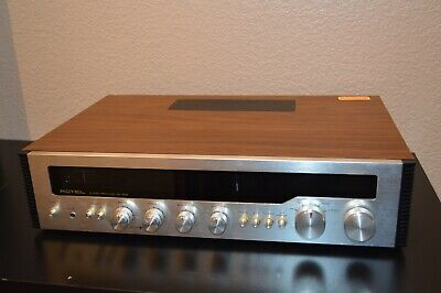 Vintage Rotel Stereo Receiver RX-402 *Tested*