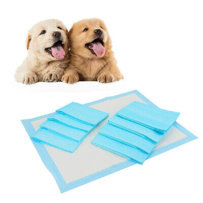 50 100 150 200 400X Extra Large Puppy Training Pads Toilet Pee Wee Mats Pet Dog