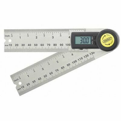 "GENERAL TOOLS 822 Digital Angle Finder,5"" Size,LCD"