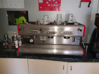 Coffee machine commercial, top condition, ready to go