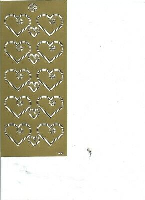 10 sheets of crafting  stickers , card making  , scrapbook , art ,decoration,