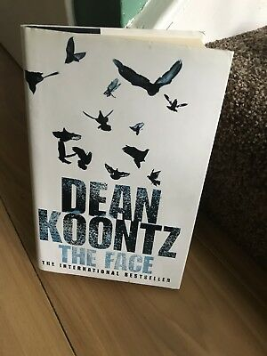 Books the face by dean koontz