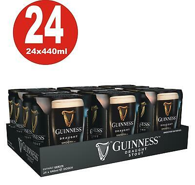 Guinness Draught Can  24x440 ml Dosen 4,2% Vol.alc._EINWEG 4,66€/L