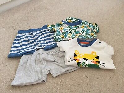 baby boy summer bundle from Mothercare age 12-18 months