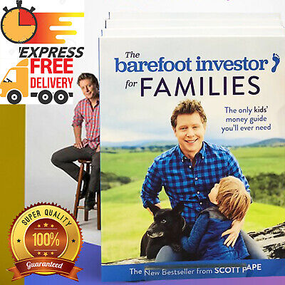 The Barefoot Investor for Families:The Only Kid Money Guide Scott Pape EBOOK PDF