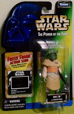 - ALL MOC STAR WARS POWER OF THE FORCE CARDED FIGURES 1-40 SEE PHOTOS!