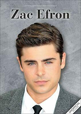 Zac Efron Unofficial A3 Calendar 2020 New Office Product Book