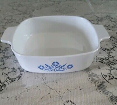 Corning ware Blue Cornflower A-1-B  1qt