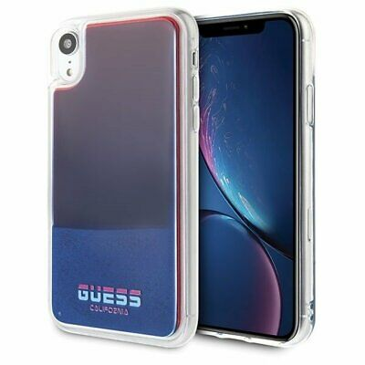 GENUINE GUESS CALIFORNIA Glow in the Dark Case for Apple