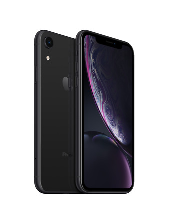 [AU Stock] New Apple iPhone XR - 64GB - BLACK (Unlocked) phone - $100 discount