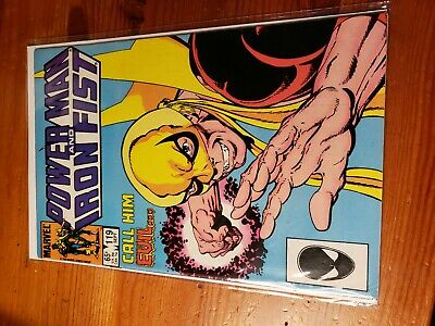 Power Man and Iron Fist #119 Sept 1985 Comic DC233