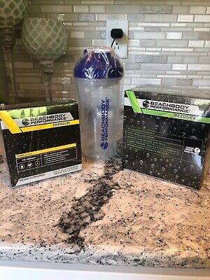 Beachbody Energize And Recover Lot