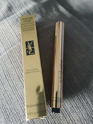 YSL Yves Saint Laurent Touche Eclat Radiant Highlighting Concealer shade 1