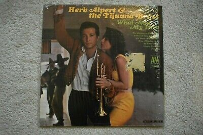 Herb Alpert & the Tijuana Brass - What Now My Love  -  A & M Records LP 114