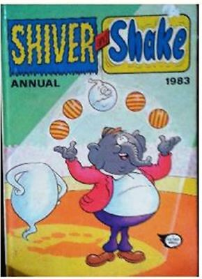 Shiver and Shake Annual 1983