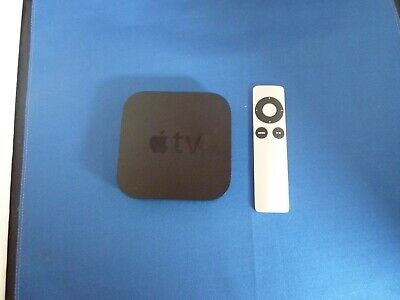 Apple TV (3rd Generation) With Remote 1080pe
