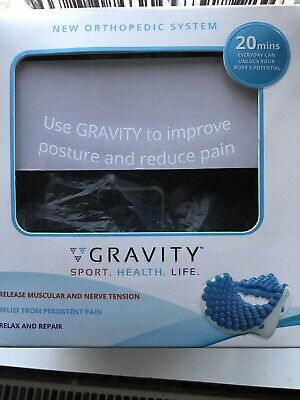 Gravity New Orthopaedic System - Blue
