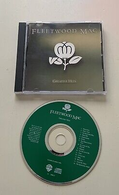 Fleetwood Mac: Greatest Hits Cd Rock Music Stevi Nicks Lindsey Buckingham