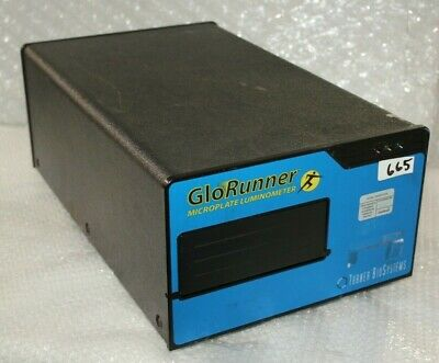 Turner Biosystems Glorunner Microplate Luminometer #665 @H6