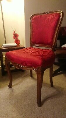 Vintage Louis Style French Chair Perfect for any room