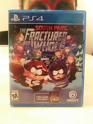 South Park: The Fractured but Whole (Sony PlayStation 4, 2016) PS4