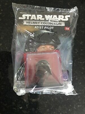 Star Wars Helmet Collection Issue 14 AT-ST Pilot