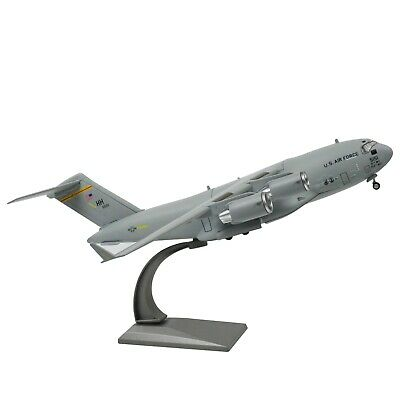 1/200 Scale US Air Force C-17 Global Overlord Strategic Transport Aircraft Model