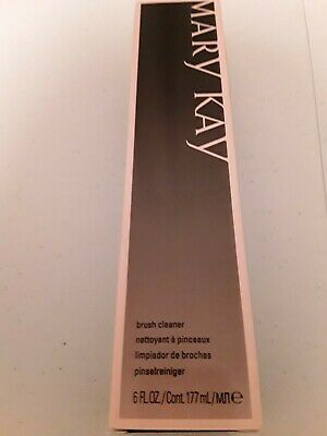 New in Box Mary Kay Brush Cleaner 6oz Exp 08/15 Free Shipping