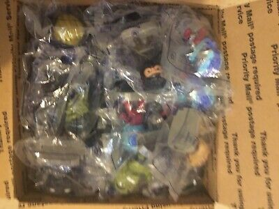 mcdonalds avengers lot of 40 toys new and sealed
