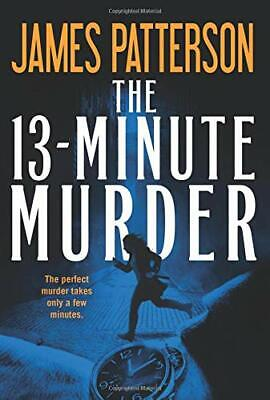 The 13-Minute Murder by James Patterson (PDF,Epub,Kindle)