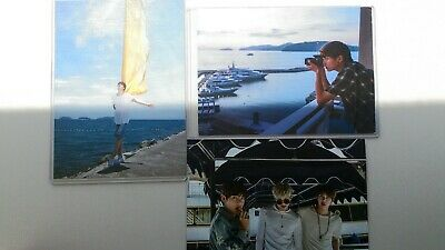 BTS SUMMER PACKAGE 2015 Official double-sided photo chose one Jungkook jimin all