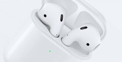 Apple Airpods 2nd Generation With Charging Case- White New Sealed In Box