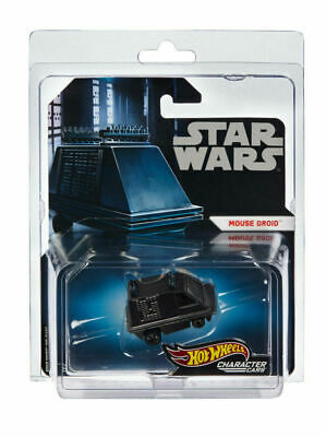 2019 SDCC Mattel Exclusive Hot Wheels Star Wars Mouse Droid in stock