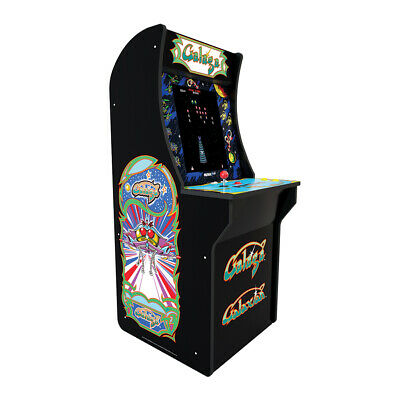 FREE 2-DAY SHIPPING! Galaga Arcade Machine, Arcade1UP, 4ft [BRAND NEW]