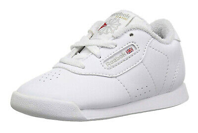 a46d3886 REEBOK CLASSIC PRINCESS White Toddler Infant Kids Sneakers Tennis Shoes  CN4884