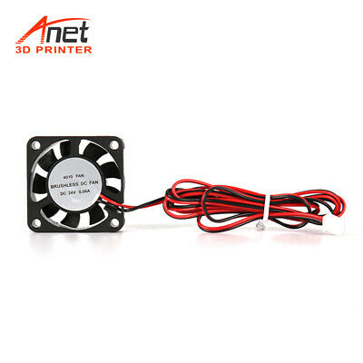 Anet 4010 Brushless DC Cooling Fan Heat Dissipation Silent Fan Tool with I3A9