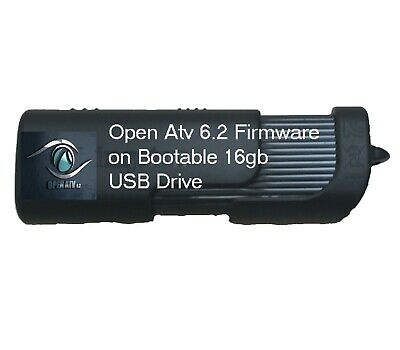 Zgemma H9 2H Open Atv 6.2 Firmware on Bootable Flashdrive With Instructions