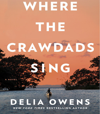Where the Crawdads Sing  by Delia Owens 🅿🅳🅵